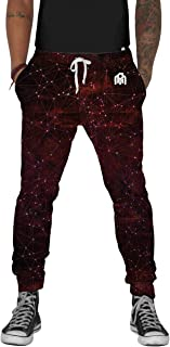 Best red joggers mens Reviews