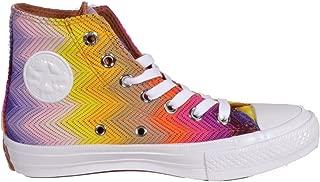 Converse Chuck Taylor All Star CTAS II HI Womens Sneaker White/Multi/White