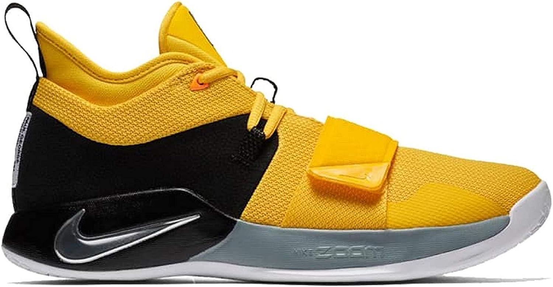 Nike PG 2.5 herr mode -skor BQ852 BQ852 BQ852 -700 gry 11.5 –gul  Chrome -svart  bra erbjudanden