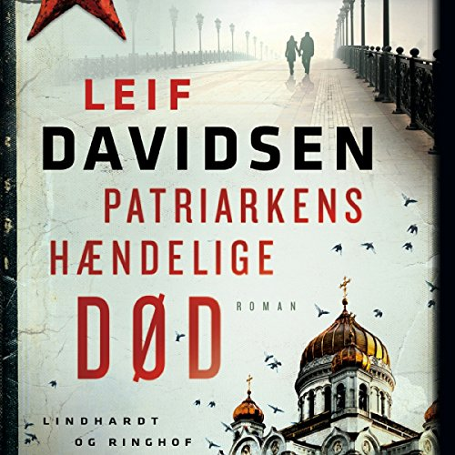 Patriarkens hændelige død audiobook cover art