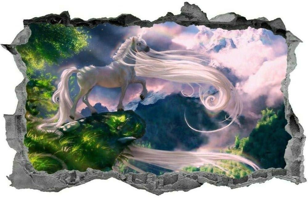 LHHYY Wall Stickers Ranking TOP14 Pegasus Cheap Sticker Pegasusn Mural Kids Decal 3D