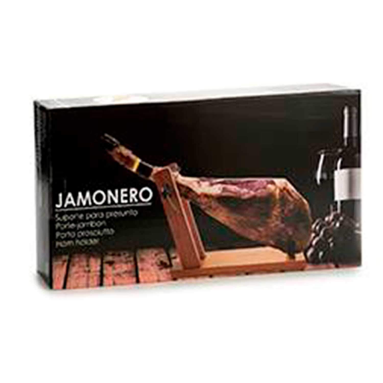 JAMONERO MADERA DOBLE COLOR CEREZO: Amazon.es: Libros