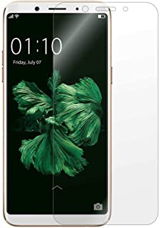[2Pack]Oppo F5 Screen Protector,9H Hardness HD clear Bubble Free Installation High Responsivity Tempered Glass Screen Prot...