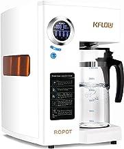 KFLOW Drinkwater omgekeerde osmose-installatie met dubbel RO-filter, nul installatie osmose-systeem, waterfilter, levensdu...