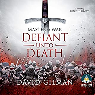 Master of War: Defiant unto Death, Book 2 cover art