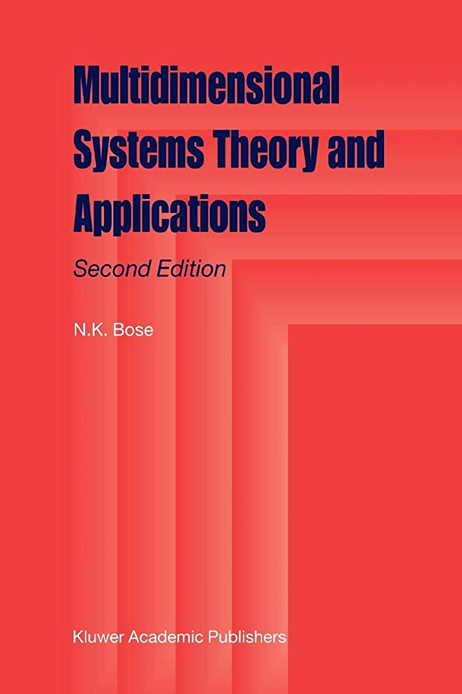 怒って生命体買収Multidimensional Systems Theory and Applications