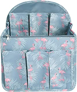 Diaper Bag Insert For Backpack, Pulama Stand Up Large Backpack Organizer Women