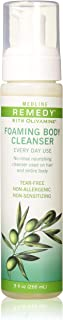 Remedy Olivamine Foaming Body Cleanser - 9 ounce - Pack of 2 bottles