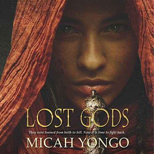 Lost Gods, Book 1 audiobook cover art