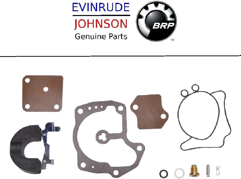 Johnson Evinrude Outboard Engine Part 439079 Premium Carburetor