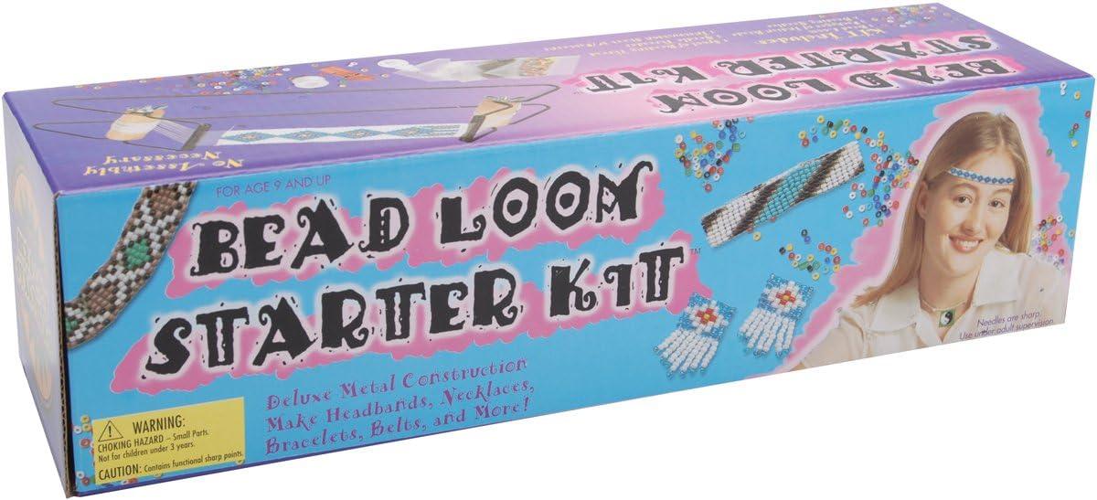 2021 new Blue Moon Beads Kit cheap Starter Loom