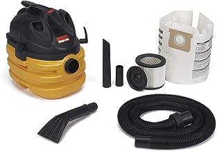 Shop-Vac 5872800 5 gallon 6.0 Peak HP Portable Heavy Duty Wet & Dry Vacuum, Yellow/Black