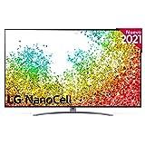 LG NanoCell 75NANO96-ALEXA 2021-Smart TV 8K UHD 189 cm (75') con Inteligencia Artificial, Procesador Inteligente α9 Gen4, Deep Learning, 100% HDR, Dolby ATMOS, HDMI 2.1, USB 2.0, Bluetooth 5.0, WiFi