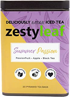 Summer Passion Iced Fruit Tea (Tin)