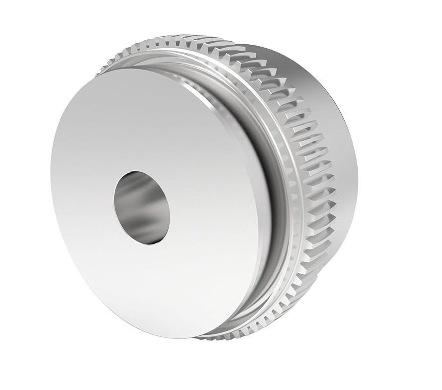 Lovejoy 69790434887 Steel HercuFlex FXL Series 34887 FXL 1.5 Hub, 21 mm Bore, 49.3 mm Length through Bore, 72.4 mm OD, 6 mm x 2.8 mm Keyway, 1695 Newton Meters Item Torque