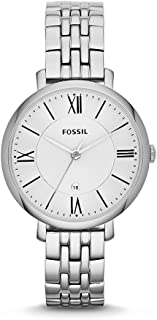 Fossil Women's ES3433 Jacqueline Three-Hand Stainless Steel Watch