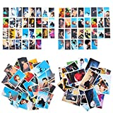 GOTH Perhk 30PCS/Set Stray Kids Straykids Photocard Selbstgemachtes Papier Lomo Card Photo Card(2...