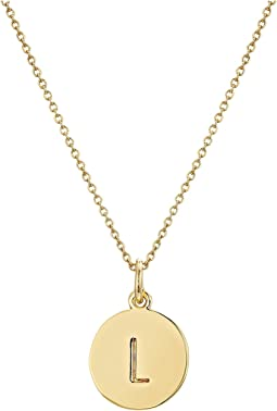 Kate Spade Pendants L Pendant Necklace