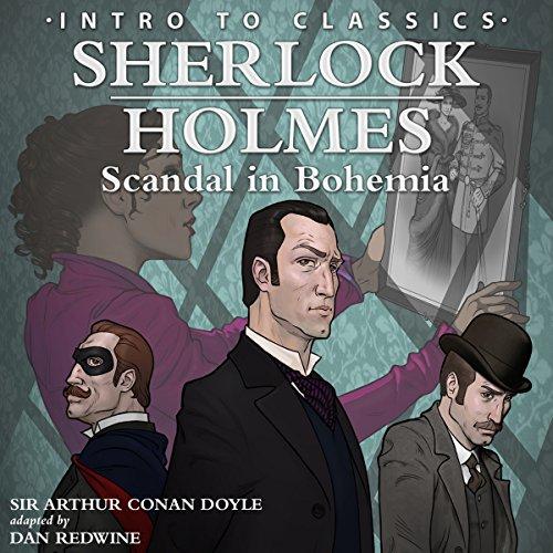 Sherlock Holmes - Scandal in Bohemia audiobook cover art