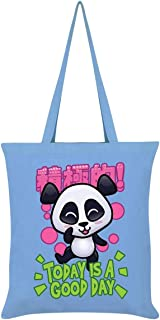 Handa Panda Today Is A Good Day Tote Bag