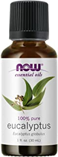 NOW Solutions Eucalyptus Oil 1 oz 100% Pure