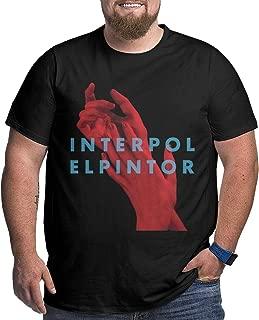 Interpol - El Pintor Men Leisure Look Thin T Shirt