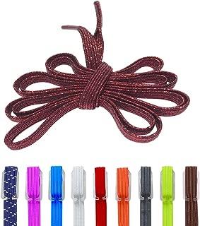 elastic shoe ties