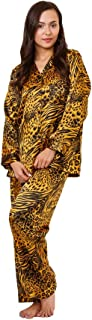 Women's Classic Animal Print Pajama Sets