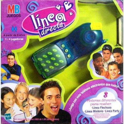 LINEA DIRECTA: Amazon.es: Juguetes y juegos