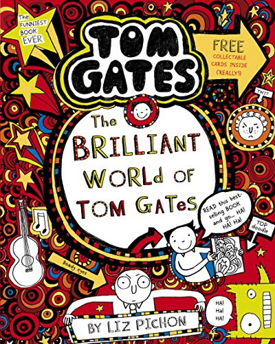The Brilliant World of Tom Gates (Tom Gates series Book 1) (English Edition)