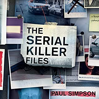 The Serial Killer Files cover art