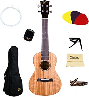 Best snail tenor ukulele Reviews
