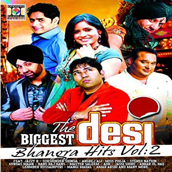 The Biggest Desi Bhangra Hits, Vol. 2