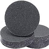 30 Pieza Discos abrasivos para lijar 320 600 800 1200 1500 2000 Lijas Carburo de silicio Grano125 mm Papeles de Lija