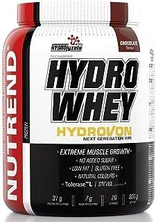 Nutrend Hydro Whey, Chocolate, 1600g