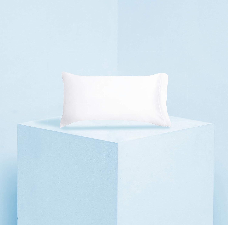Atlanta Mall Eucalypso Organic Eucalyptus Pillowcases (2pc) Silky ...