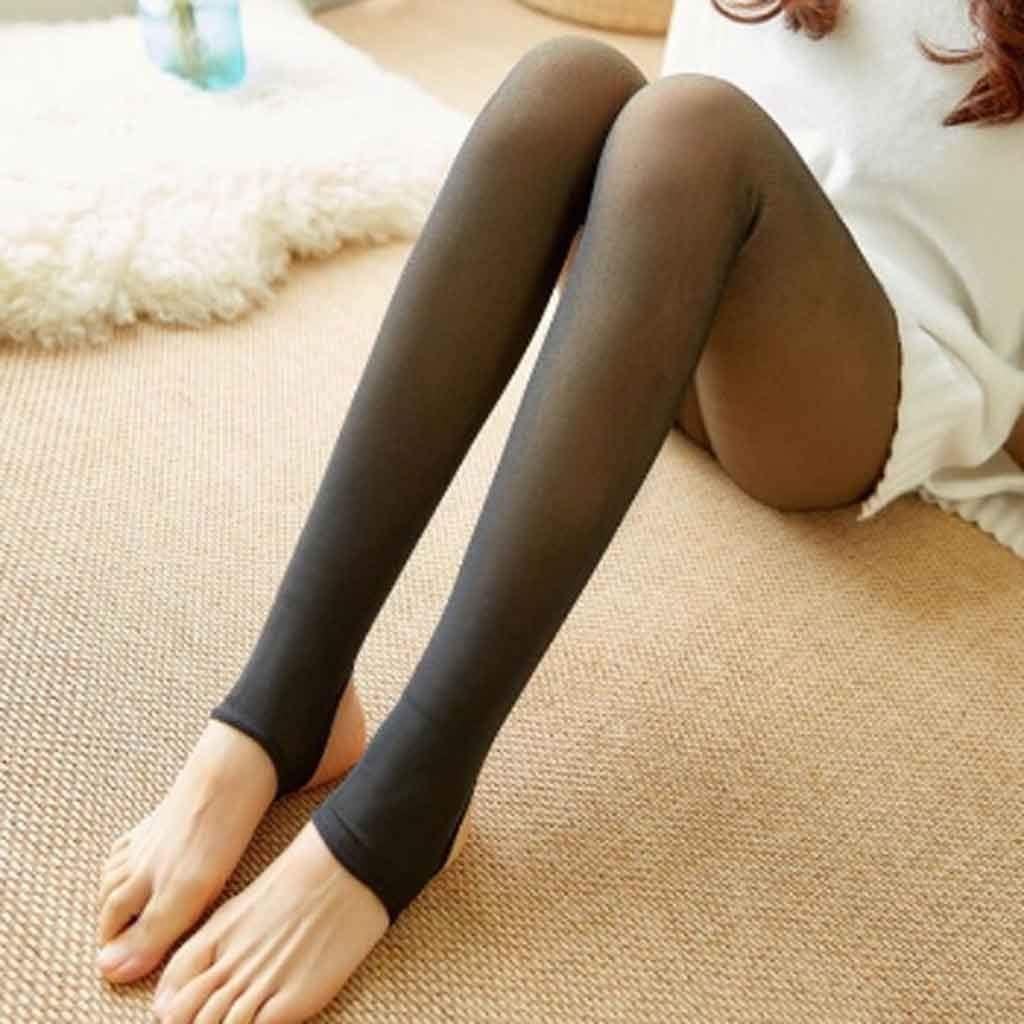 GPPZM Sexy Women Tights Fashion Winter Warm Pantyhose High Elastic Nylon Pantyhose Stretchy Fashion Long Stockings Pantyhose for Women (Color : Style 1)