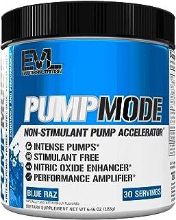 Best nitric oxide pump amplifier Reviews