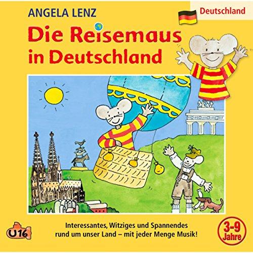 Die Reisemaus in Deutschland Titelbild