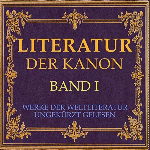 Literatur - Der Kanon Titelbild