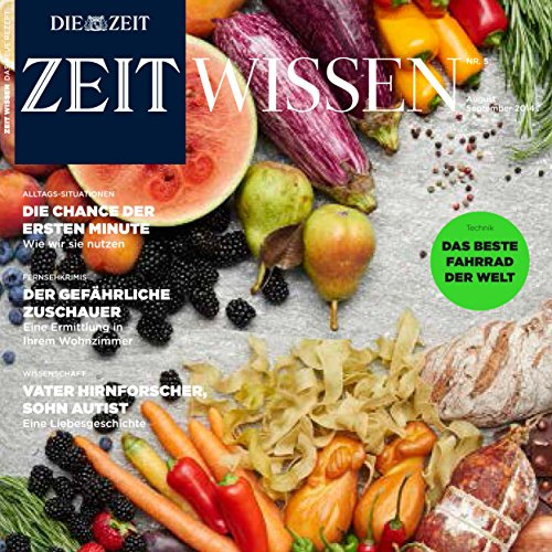 ZeitWissen August / September 2014 Titelbild