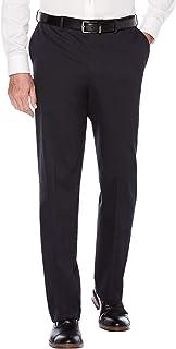 Perry Ellis Portfolio Casual Stretch Dress Pant - Navy 34W x 30L