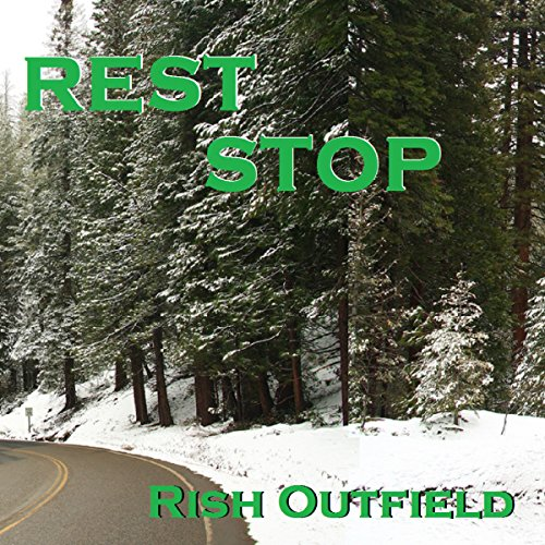 Rest Stop audiobook cover art
