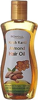 Patanjali Kesh Kanti Almond Hair Oil - 100ml