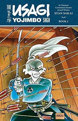 Usagi Yojimbo Saga Volume 1 (Usagi Yojimbo Saga Series) (English Edition)