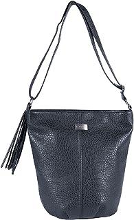 Rip Curl Women's Surf Essential Shoulder Bag, Black, One Size
