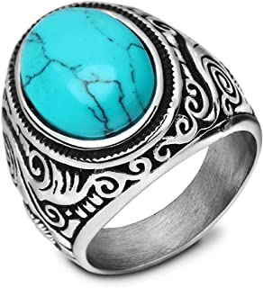 Best blue stone ring for man Reviews