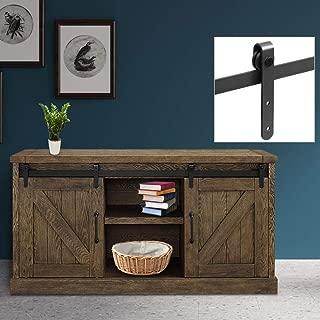 Black Drawer Cabinet Pulls Kitchen Hardware 25 Pack 5Pack Goldenwarm J12BK160 Square Bar Cupboard Cabinet Handles Stainless Steel Knobs 6-1//4in Hole Centers