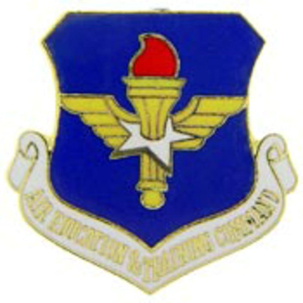 EagleEmblems P15986 Pin-Usaf,Education (1'')