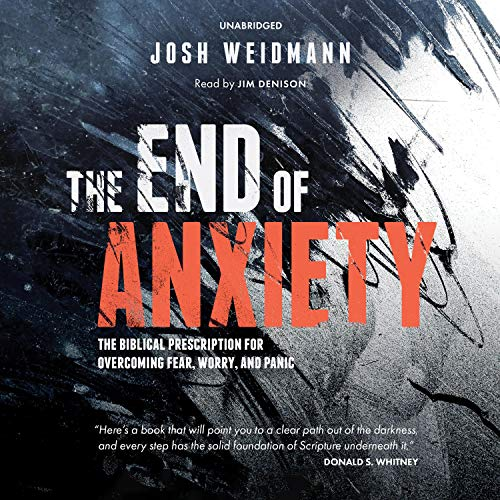 The End of Anxiety cover art